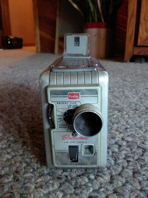 Brownie 13mm f23 lens motion picture camera for Sale in Sheldon, MO