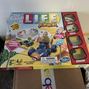 Life Junior Board Game for Sale in Spring Valley, CA