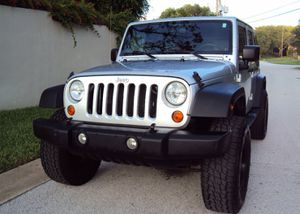 For Sale. 2007 Jeep Wrangle Great Shape. 4WDWheelsss for Sale in San Francisco, CA