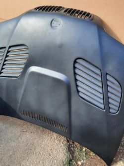 BMW E46 Fiberglass Hood for Sale in Portland,  OR