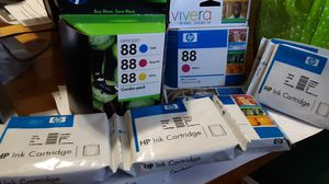 Hp ink cartridges 88 for Sale in Lakeside, AZ