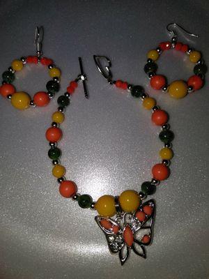 Braclet and earrings for Sale in Detroit, MI