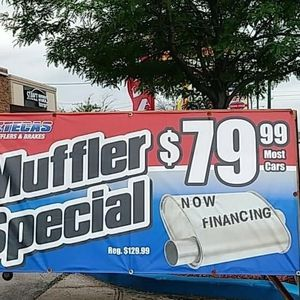 Aztecas Mufflers 7743 S Cicero 60652 for Sale in Burbank, IL