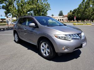 2009 Nissan Murano SL AWD fully loaded clean title for Sale in Fremont, CA