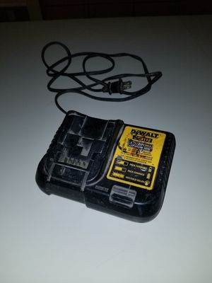 Dewalt charger for Sale in Austin, TX