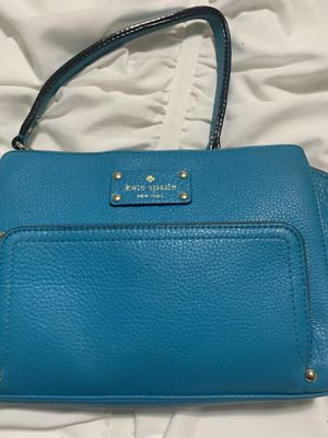 Purse 👜 blue brand Kate spade for Sale in Palm Springs, CA