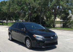 2015 Toyota Corolla, 91k miles Bluetooth ❇ Clean Title ⭐HABLAMOS ESPAÑOL⭐ for Sale in Orlando, FL