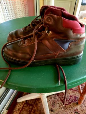 Work boots size 12 like new price firm thanks for Sale in Fort Myers, FL