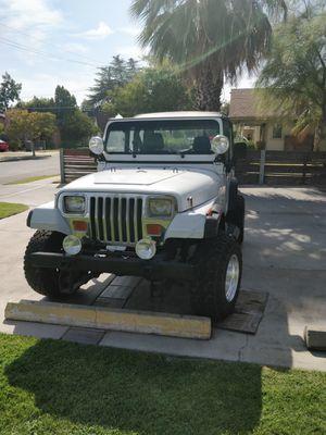 Jeep Wrangler 4x4 for Sale in Selma, CA