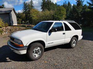 2001 Chevy Blazer for Sale in Kalama, WA