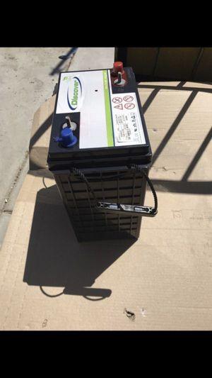 AGM 6volt batteries $180 each for Sale in Las Vegas, NV