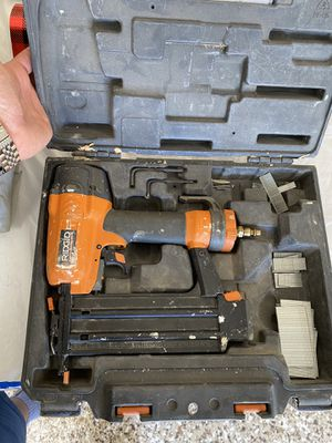 Rigid Nail Gun for Sale in Costa Mesa, CA