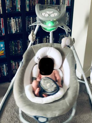 Ingenuity baby swing for Sale in Jersey City, NJ
