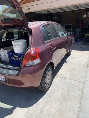 Toyota Yaris good condition 2009 168860 miles $4800 obo for Sale in Fontana, CA