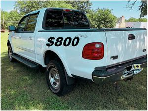 daily driver 2OO2 Ford F-150*** for Sale in Little Rock, AR