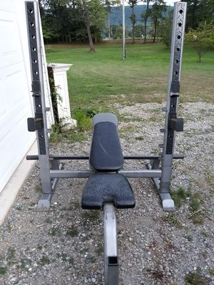 Weight bench for Sale in Bellefonte, PA