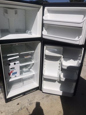 """"""" Frigidaire stainless steel refrigerator """" for Sale in Lancaster, PA"""