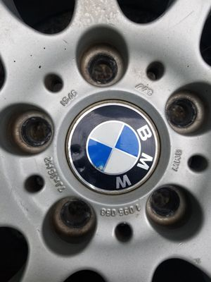 3 BMW rims on tires for Sale in Chelan, WA