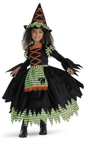 """🎃 New, """"STORYBOOK"""" Witch size 2t 💥check Out My Page For Lots More Halloween Costumes! for Sale in Moreno Valley, CA"""