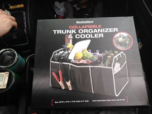 Collapsible organizer for car for Sale in Fairhope, AL