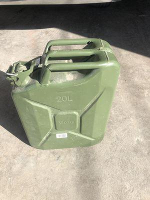 20L gas for Sale in Salt Lake City, UT