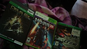 Xbox one games for Sale in Oakland, CA