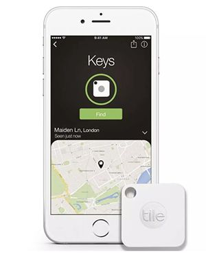 Tile Mate Replaceable Battery, Key Finder, Phone Finder (NEW IN BOX) for Sale in Bethesda, MD