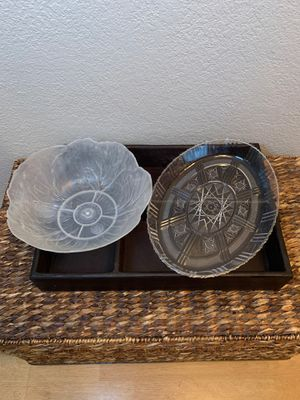 Free Plastic Serving Dishes for Sale in Fremont, CA