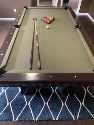 Pool table , top quality , originally $5000, today only $500. Moving sale for Sale in Tigard, OR