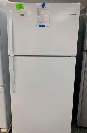Whirlpool Refrigerator!! All new with warranty!! for Sale in Torrance, CA