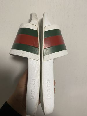 Gucci Slides size 12 for Sale in Seattle, WA