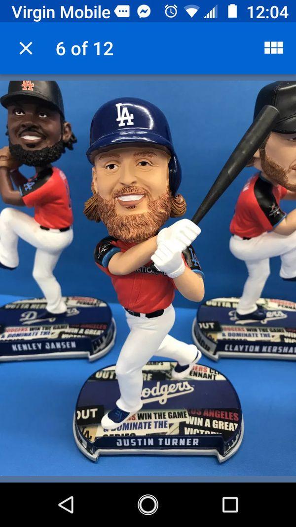 Dodgers all-star bobbleheads