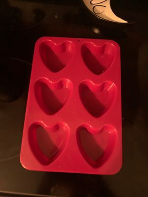 Heart Shaped Silicone Mold for Sale in New Britain, CT