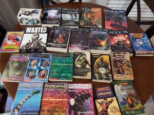Lot of books and some dvds for Sale in Tampa, FL