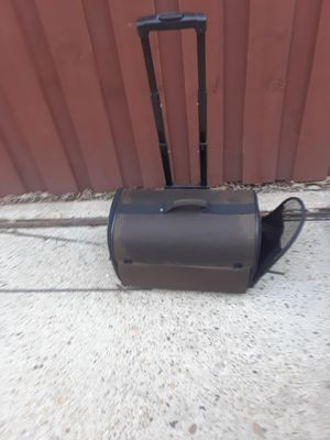 Portable Pet Trolley Bag Outdoor Travel Dog Carrier $30.00 cash onl for Sale in Dallas, TX