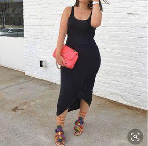 Black Maxi Dress for Sale in Corona, CA