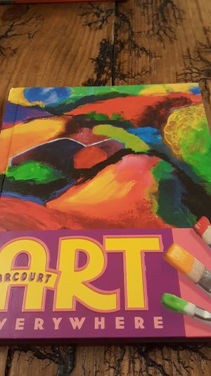 Harcourt Art Everywhere Grade 3 for Sale in Lynchburg, VA