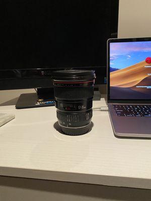 Canon 17-35mm 2.8 L lens for Sale in Quantico, VA