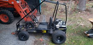 Go kart for adults or kids great shape for Sale in Graham, WA