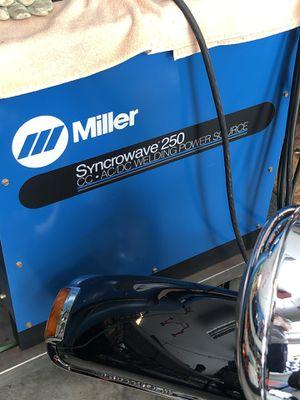 Millermatic Syncrowave TIG Welder for Sale in Las Vegas, NV