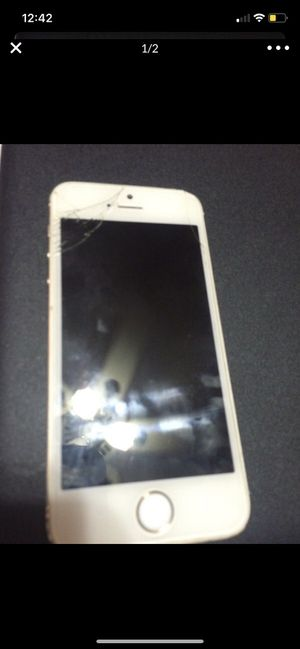 Iphone 5s (locked) for Sale in Los Angeles, CA