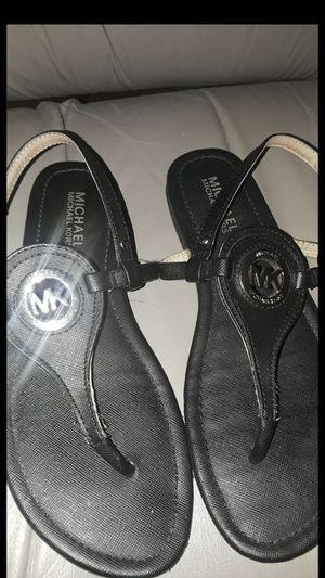 Michael Kors sandals size 7 for Sale in Wellington, FL