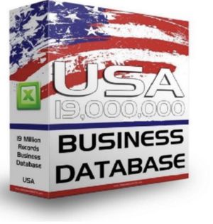 19 MILLION USA BUSINESS DATABASE VERIFIED for Sale in Seattle, WA