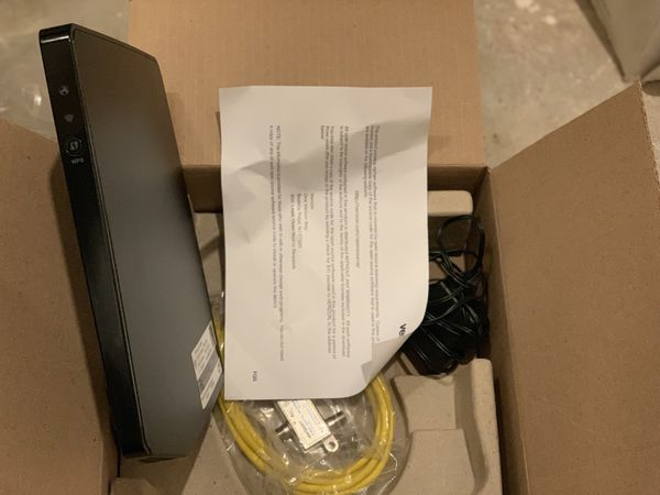 Verizon Fios latest router under warranty