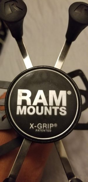 Ram Mounts X-grip with strap for motorcycles for Sale in Industry, CA