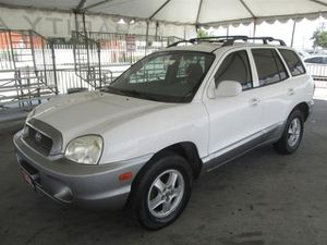 2003 Hyundai Santa Fe for Sale in Gardena, CA