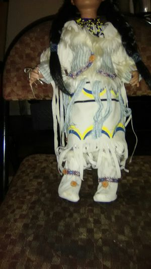 Antique indian doll for Sale in Columbus, OH