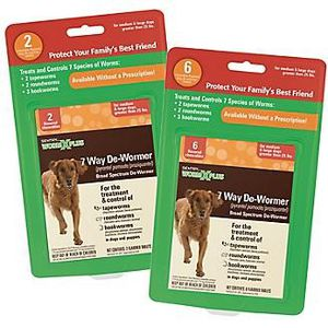 7 way dewormer for dogs for Sale in Colton, CA