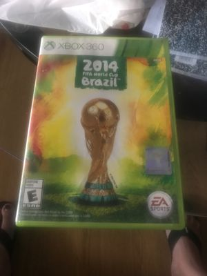 2014 fifa World Cup Brazil for Sale in Brooklyn Park, MD