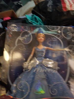 New in Box Cinderella Barbie 2012 for Sale in Auburn, WA